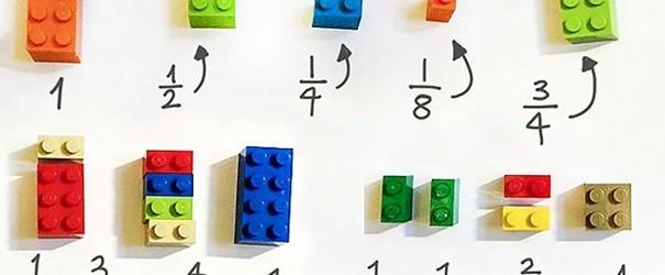 La matematica con i Lego