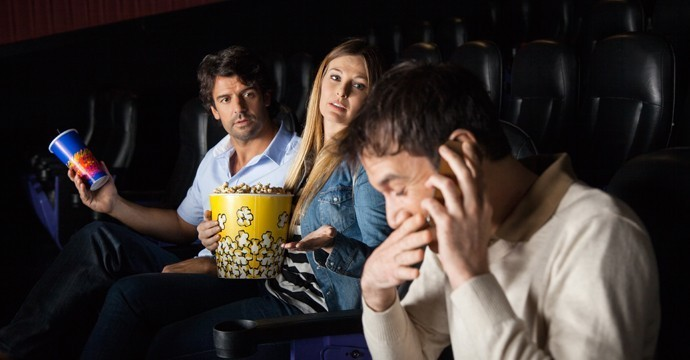 Il Decalogo Delle Cose Da Non Fare Al Cinema