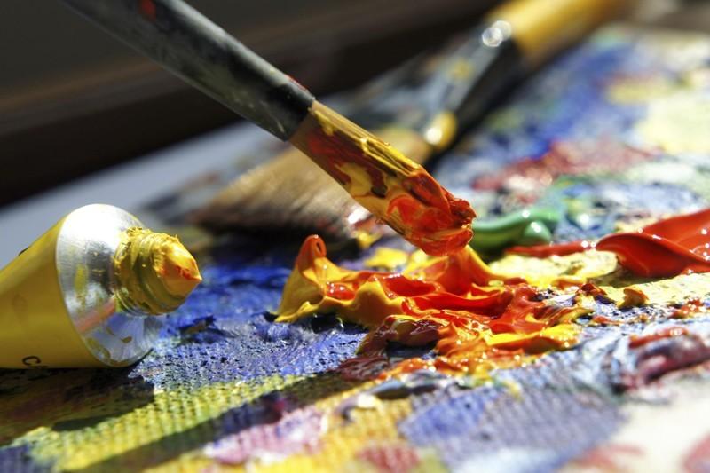 6 benefici della pittura come terapia