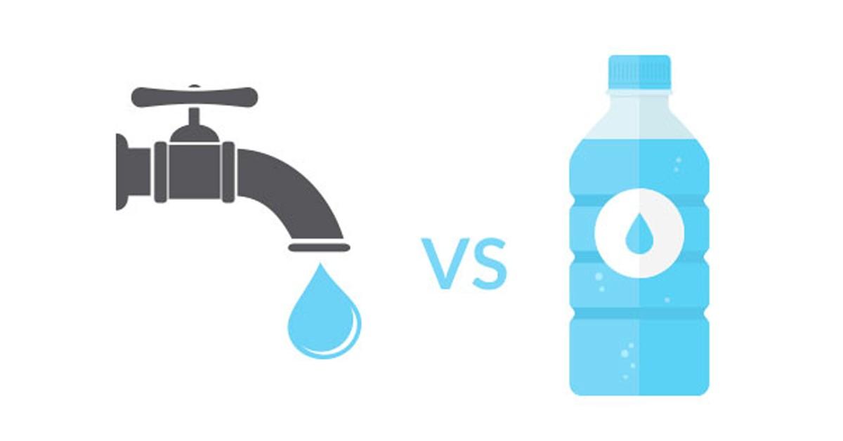 Acqua del rubinetto o in bottiglia? Tra verità e luoghi comuni