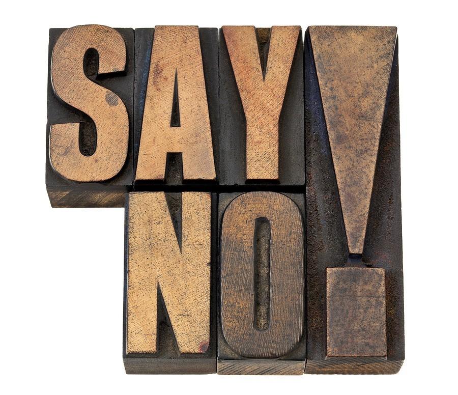 7 Modi Per Dire Di No Senza Dire No