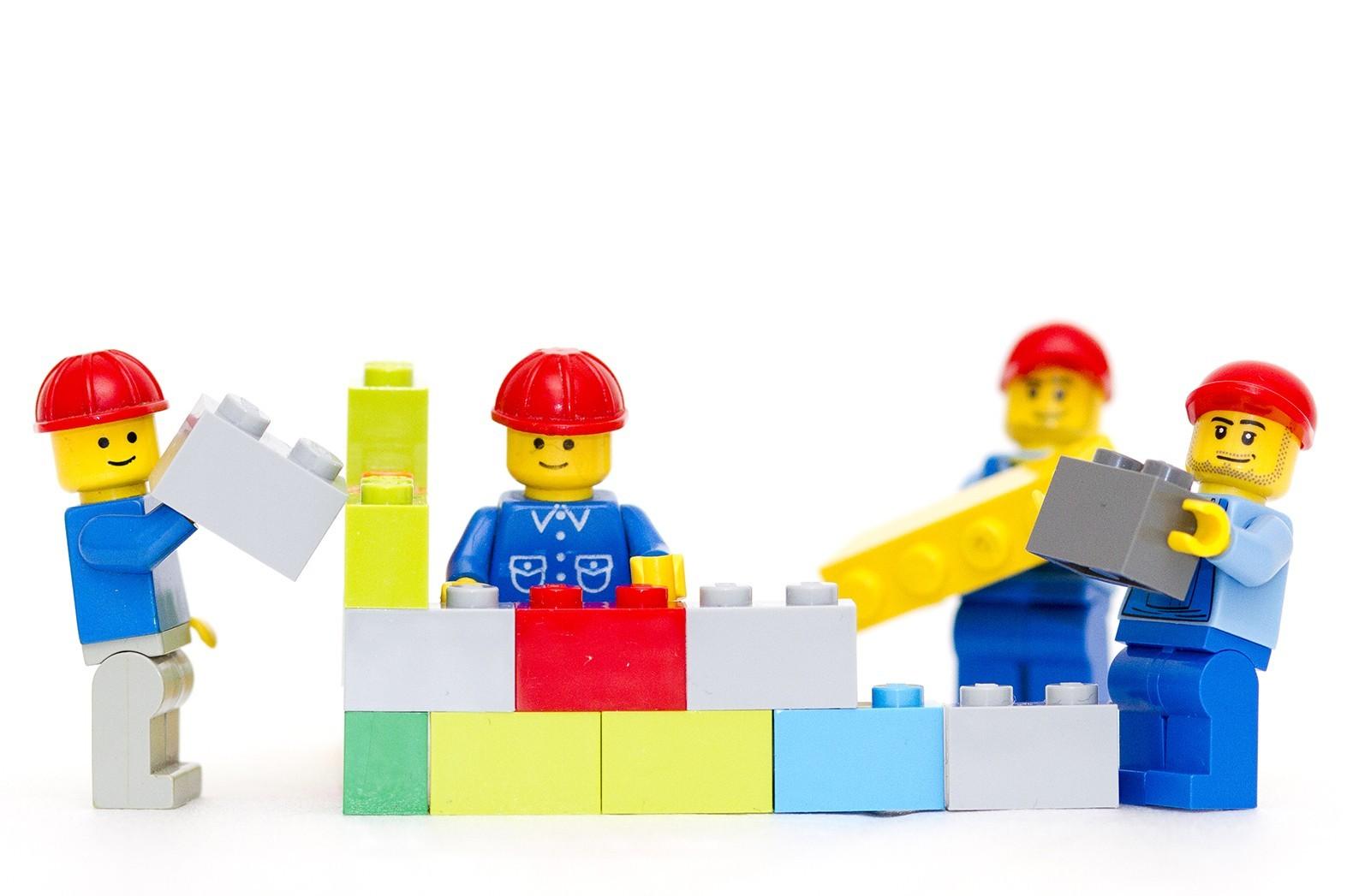 Perchè I Lego Si Definiscono Mattoncini Resilienti ?